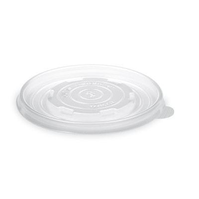 Viečko plastové PP priemer 115 mm ku pap. miskám / bal. 50 ks