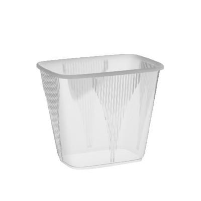 Vanička PP 500 ml Priehľadná / bal. 100 ks