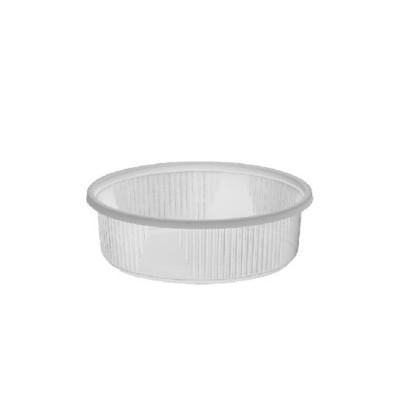 Miska PP 125 ml okrúhla Priehľadná / bal. 100 ks