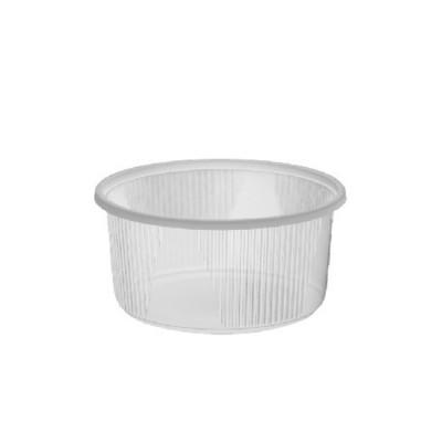 Miska PP 250 ml okrúhla Priehľadná / bal. 100 ks