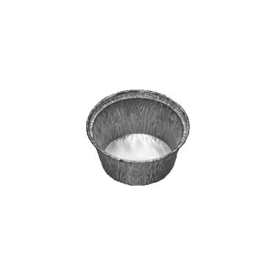 Košíček ALU pr. 8 cm x výška 3,4 cm / bal. 100 ks