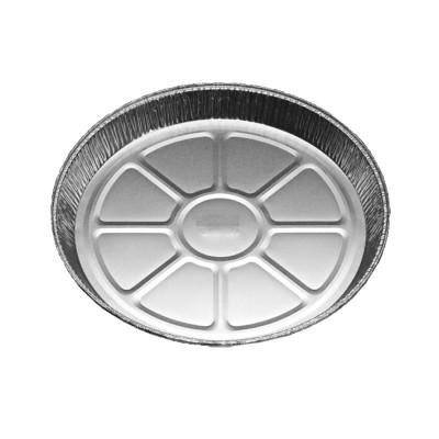Tanier ALU okrúhly 27,1x2,2 cm, 1010 ml / bal. 75 ks