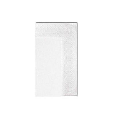Obrúsky 33x33 cm 2-vrstvové Biele 1/8 skladanie / bal. 250 ks