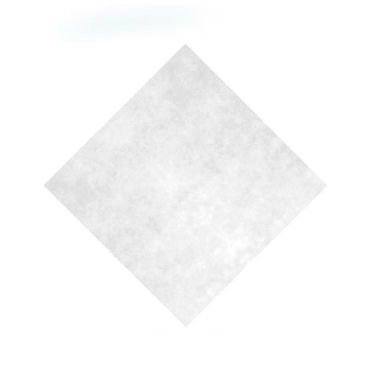 Naperóny papierové 80x80 cm Biele / bal. 20 ks