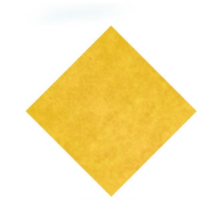 Naperóny papierové 80x80 cm Žlté / bal. 20 ks