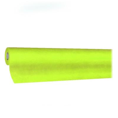 Obrus Premium 25x1,2 m Žlto-zelený