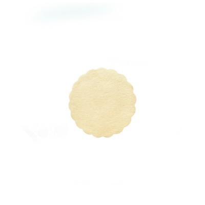 Rozetka pod šálku Premium pr. 9 cm Béžová / bal. 500 ks