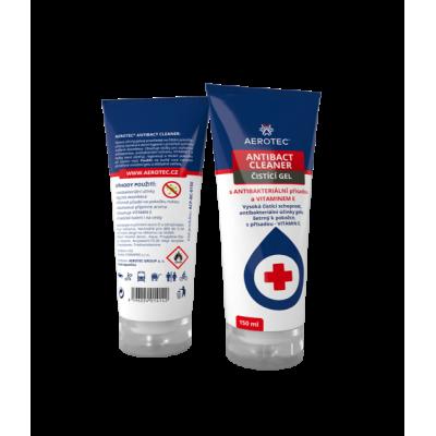 AEROTEC® Antibact Cleaner Dezinfekčný antibakteriálny čistiaci gél na ruky 150 ml