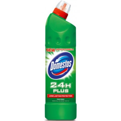 DOMESTOS dezinfekcia WC 750 ml