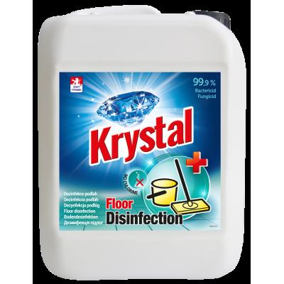 KRYSTAL dezinfekcia na podlahy 5 l
