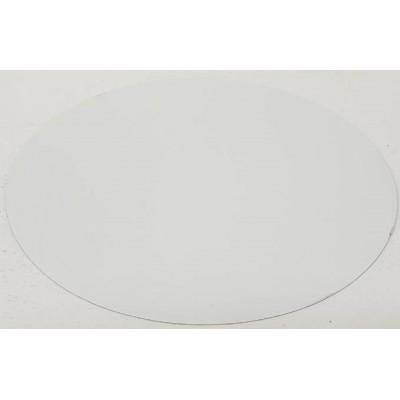 Prírezy z hladkej lepenky okrúhle pr. 17 cm / bal. 100 ks