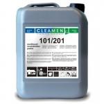CLEAMEN 101/201 Neutralizátor pachov s vôňou na všetky povrchy 5 l
