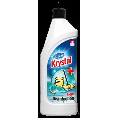 KRYSTAL dezinfekcia na podlahy 750 ml