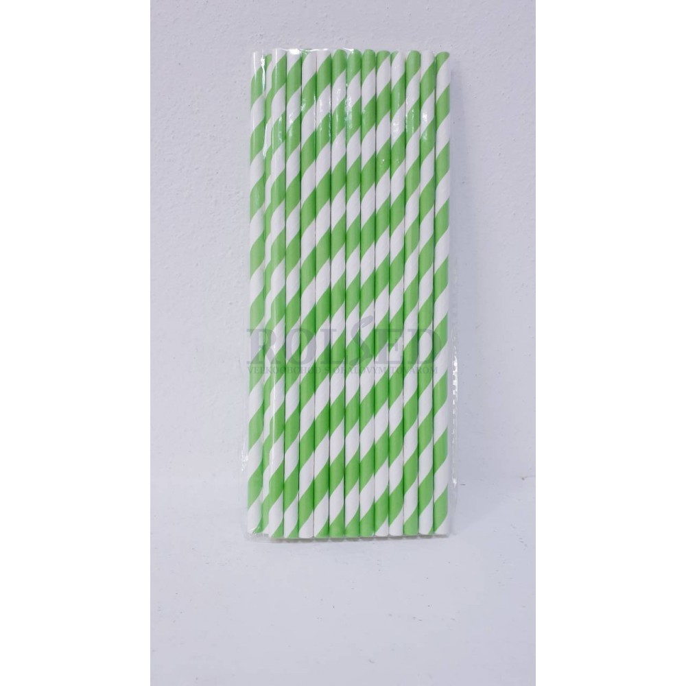 Slamky papierové 20 cm c79842399f3
